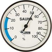 Karibu Sauna Hygrometer - Classic (Ø10cm)