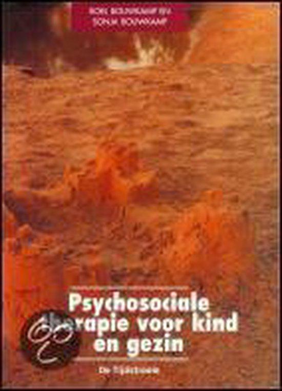 Psychosociale therapie voor kind en gezin - Roel Bouwkamp |