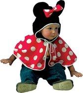 Verkleedpak muis baby Baby Cape Muis ONESIZE - Carnavalskleding