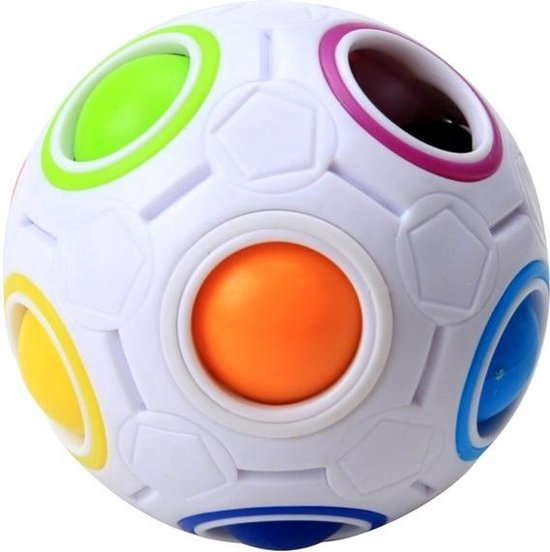 Afbeelding van het spel Magic Ball - Stress Reliever - Puzzelbal