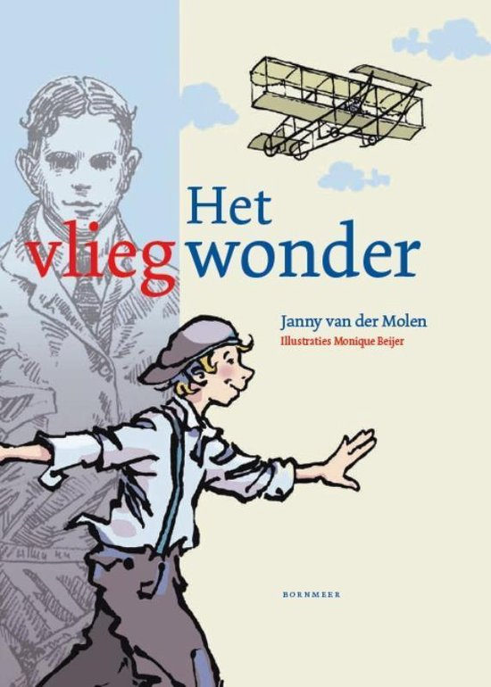 Het vliegwonder - Janny van der Molen  