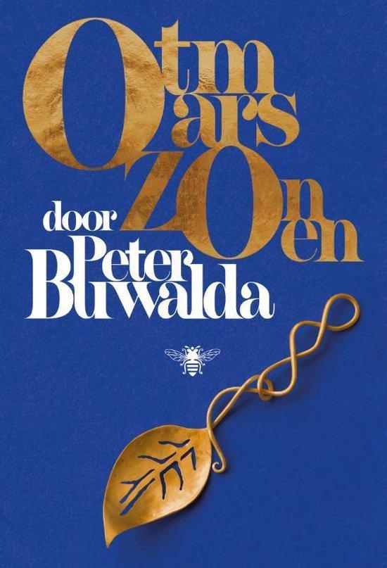 Boek cover Otmars zonen van Peter Buwalda (Hardcover)