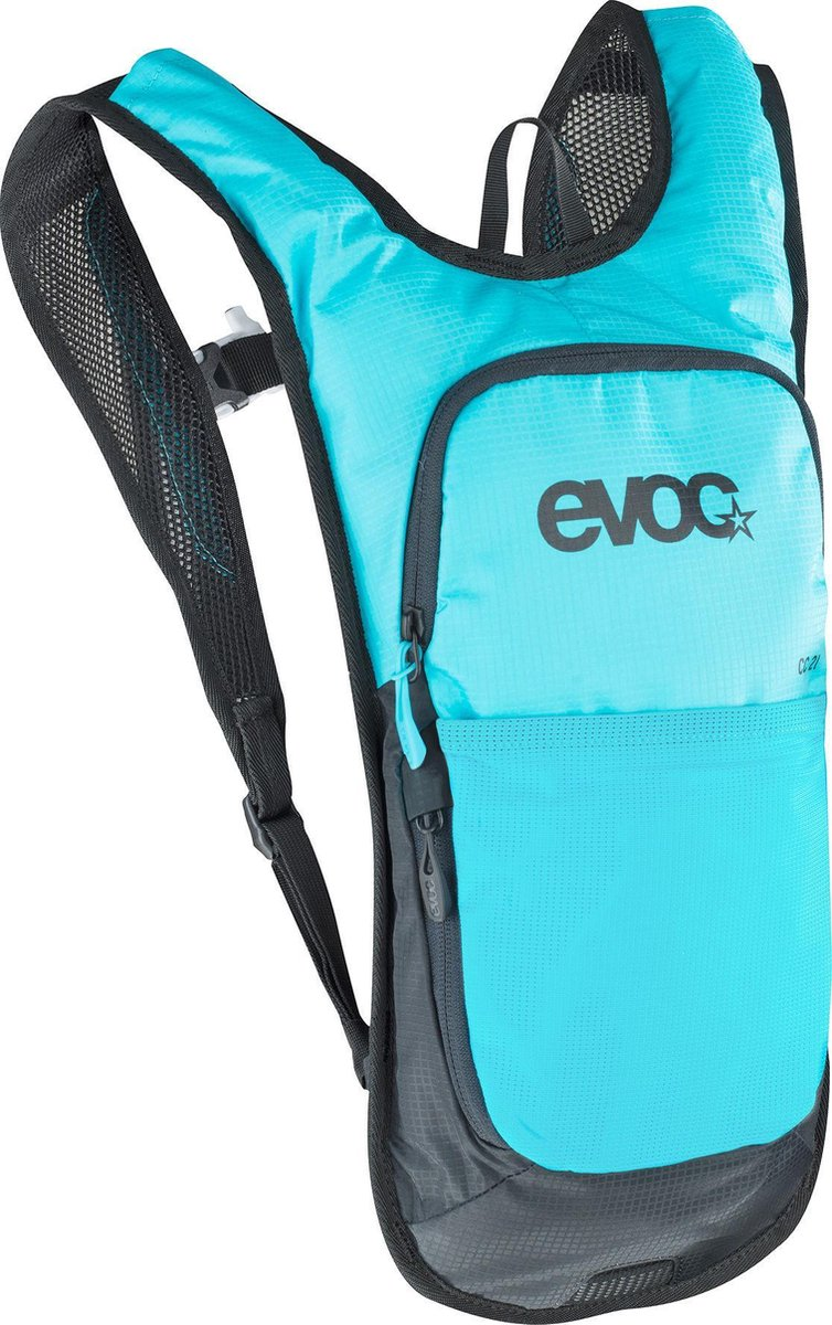 EVOC CC Lite Performance Backpack 2L bottle, neon blue kopen