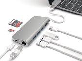 Satechi Type-C Multi-Port Hub 4K Ethernet space gray