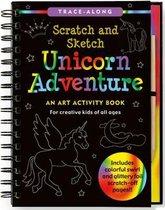 Unicorn Adventure Scratch & Sketch