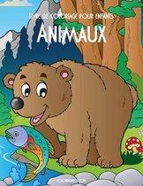 Livre de Coloriage Pour Enfants Animaux 2