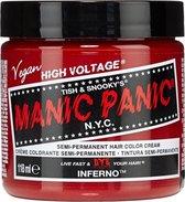 Manic Panic  Classic Inferno - haarverf