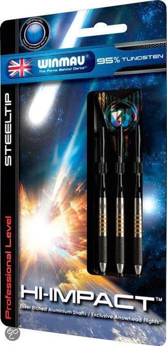 Winmau Hi-Impact 95% Tungst 23 gr. Steeltip dart