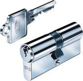 BKS dubbele cilinder met vrijloop - 8800 SKG2** - 31-31mm