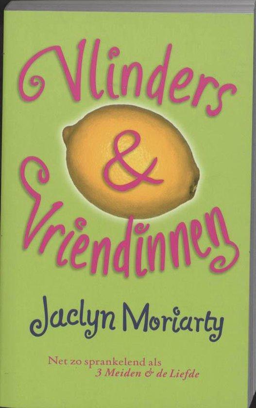 Vlinders en vriendinnen - J. Moriarty pdf epub