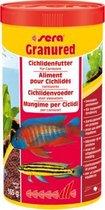 Sera Granured kleurvoer 1000 ml voor vleeseters - cychliden