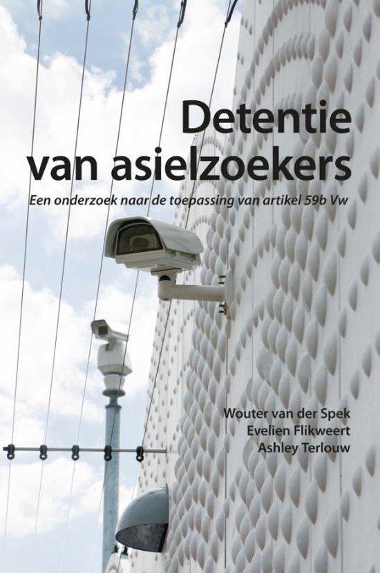Detentie Van Asielzoekers: Vrijheidsontneming Van Asielzoekers