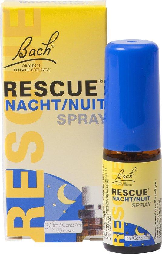 Bach Rescue Spray Remedy Nach - 7 ml