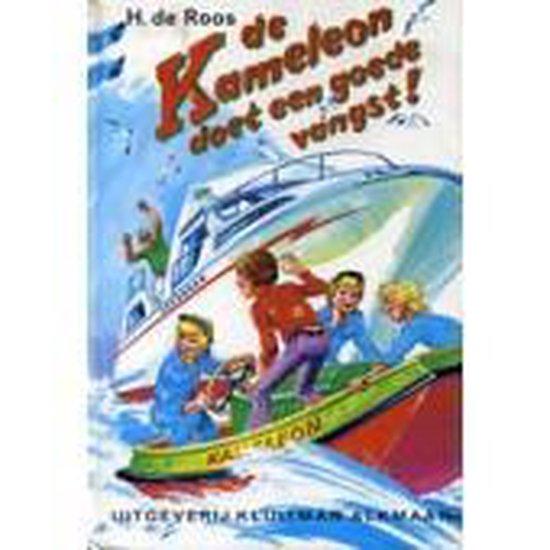 De Kameleon doet een goede vangst! - H. de Roos | Readingchampions.org.uk