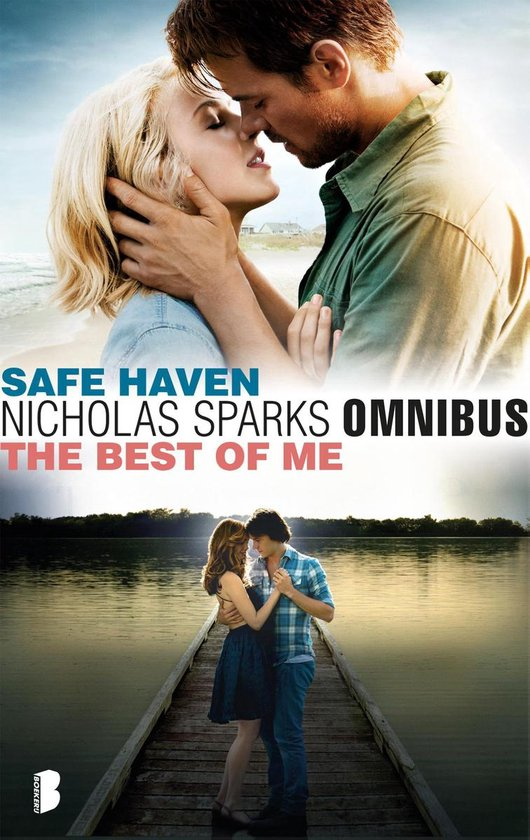 Omnibus Safe Haven & The Best of Me - Nicholas Sparks |