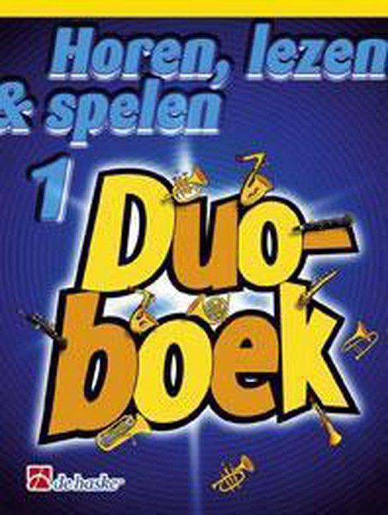 Horen Lezen & Spelen Duoboek 1 (Trombone Viool-sleutel) - Divers | Readingchampions.org.uk