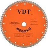 VDT Diamand slijpschijf 230 mm turbo