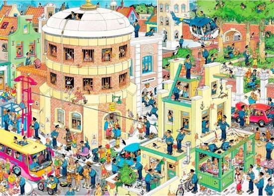 Jan van Haasteren De Ontsnapping Puzzel 1000 Stukjes - Jan van Haasteren