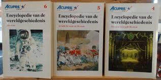 5 Sesam encyclopedie van de wereldgeschiedenis - Acupril   Fthsonline.com