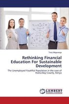 Rethinking Financial Education for Sustainable Development