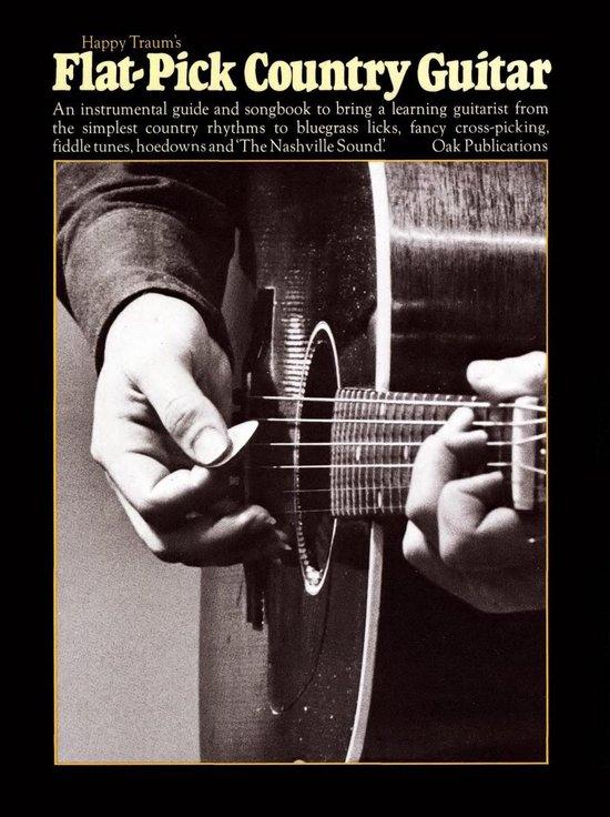 Flat Pick Country Guitar