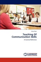 Teaching of Communication Skills