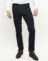 247 Jeans Palm S02  Stretch Spijkerbroek donker blauw L36-W30