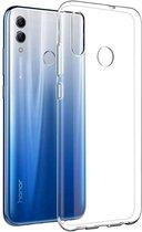 Huawei P Smart 2019 hoesje - Soft TPU case - transparant