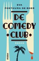 Boek cover De Comedyclub van Eva Posthuma de Boer