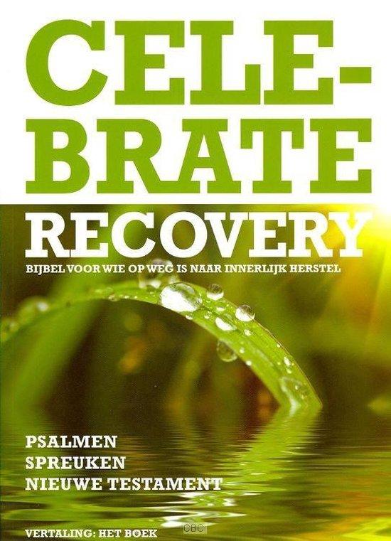 Celebrate Recovery - 5 Cm 9X13 | Fthsonline.com