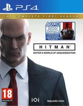 Hitman, The Complete First Season PS4