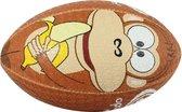 Optimum rugbybal Aap - maat 5