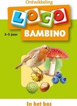 Loco Bambino - Boekje - In het bos - 3/5 Jaar