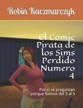 El Comic Pirata de Los Sims Perdido Numero 4