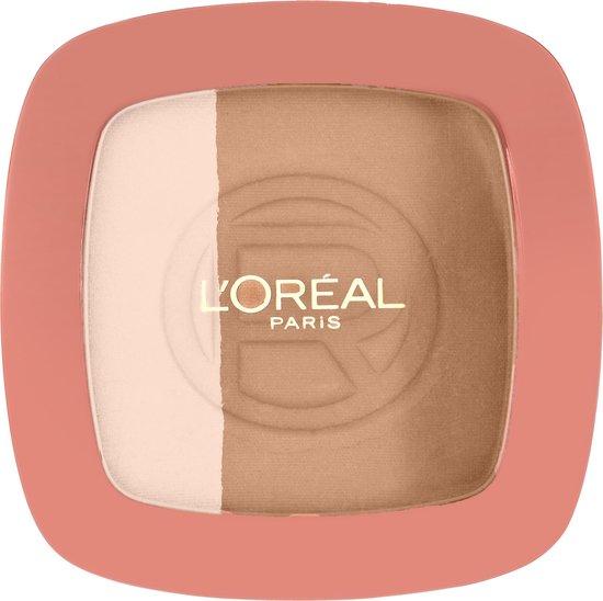 L'Oréal Paris Glam Bronze - 101 Harmonie Blonde - Bronzer