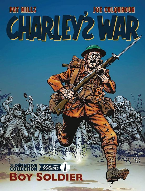 Omslag van Charley's War: The Definitive Collection, Volume One