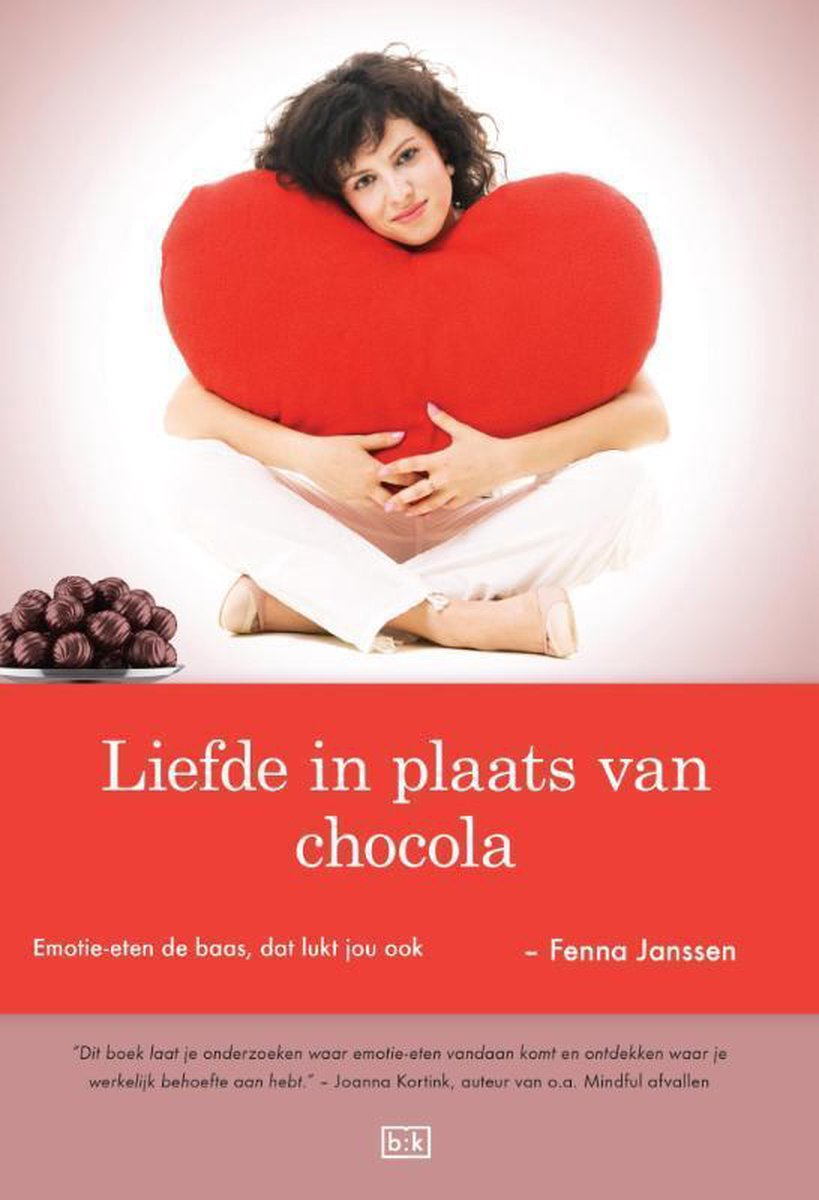 Liefde in plaats van chocola - Fenna Janssen