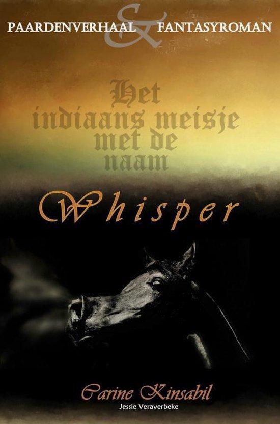 Whisper - Carine Kinsabil | Fthsonline.com