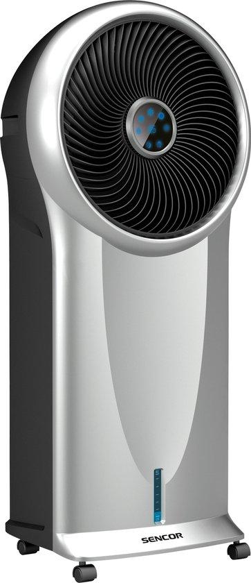 Sencor SFN 9011SL - Luchtkoeler - Zilver/zwart