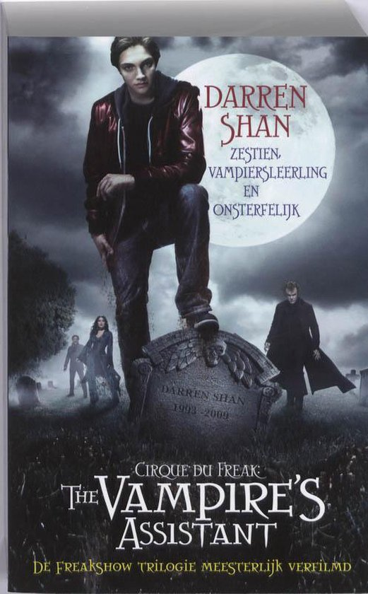 Cirque du Freak: The Vampire's Assistant. Freakshow trilogie - Darren Shan  
