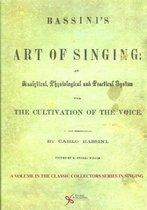 Bassini's the Art of Singing