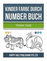Kinder Farbe Durch Number Buch