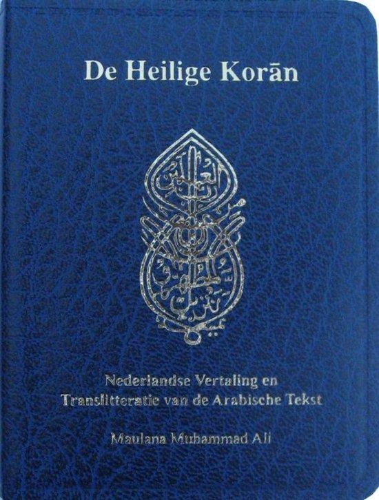 De Heilige Koran (pocket uitgave in het Nederlands met translitteratie) - Maulana Muhammad Ali  