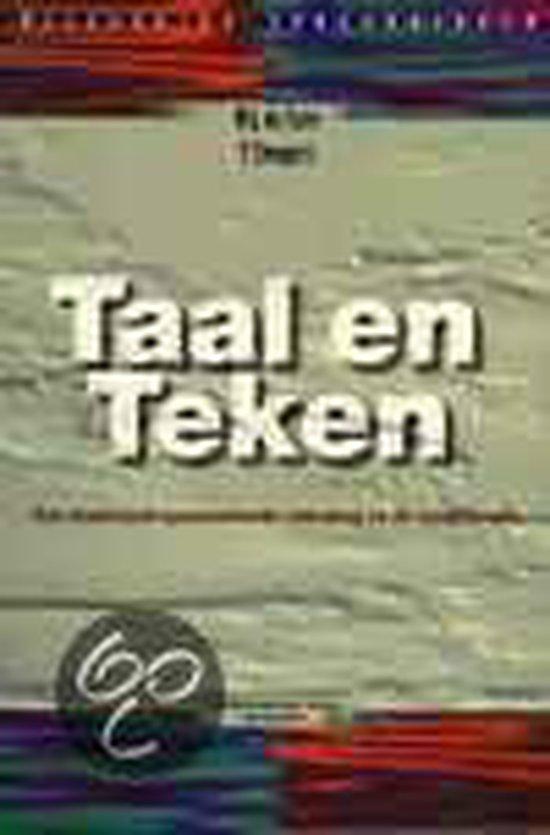 Taal en Teken - W.A. de Pater |
