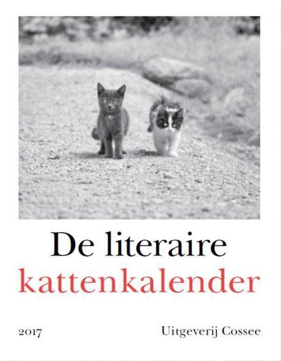 De literaire kattenkalender 2017