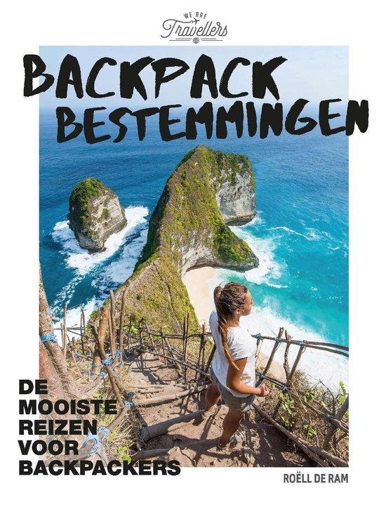 Boek cover Backpack bestemmingen van Roëll de Ram (Onbekend)