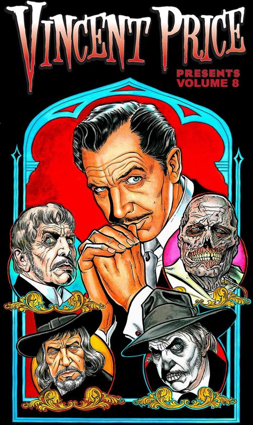 Vincent Price Presents: Volume #08