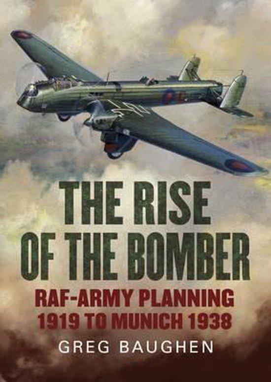 Boek cover Rise of the Bomber van Greg Baughen (Hardcover)
