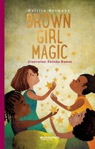 Boek cover Brown girl magic van Dalilla Hermans (Hardcover)