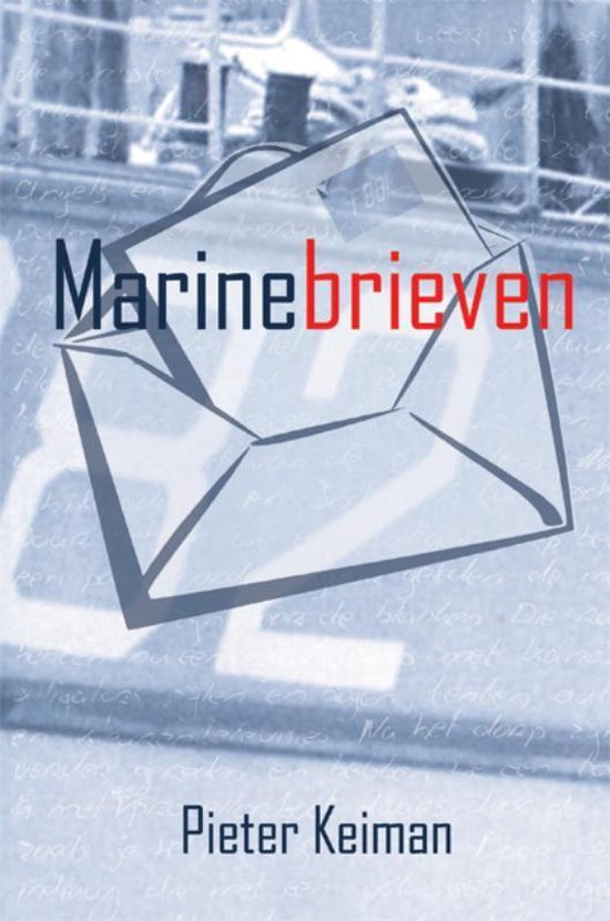 Marinebrieven - Pieter Keiman |